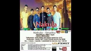 NAKULA BAND-Sesalku ( Official Musik  )