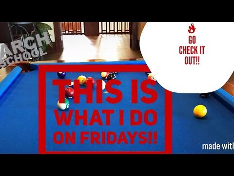 It's Finally Friday!!