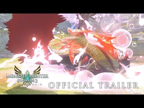 Monster Hunter Stories 2 - Update 3