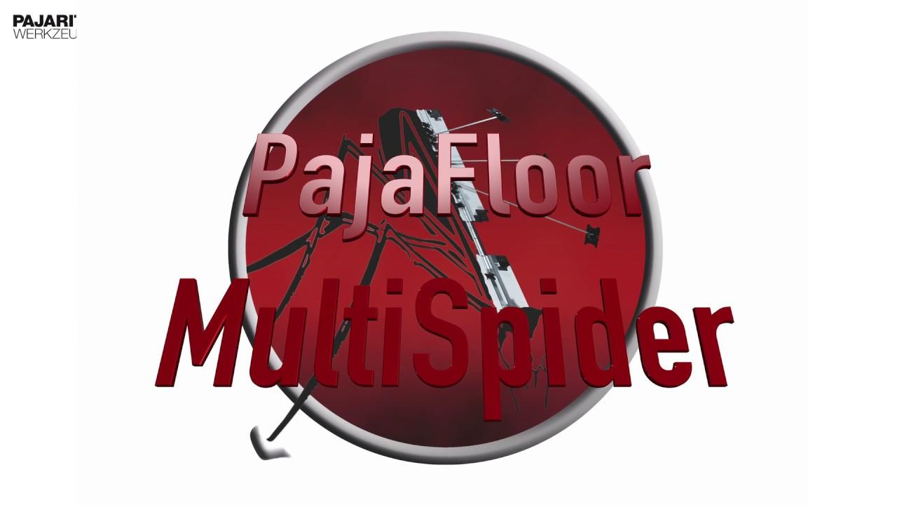 Pajarito Werkzeuge vinylboden verlegen werkzeug multispidder pajafloor hd bmt pajarito