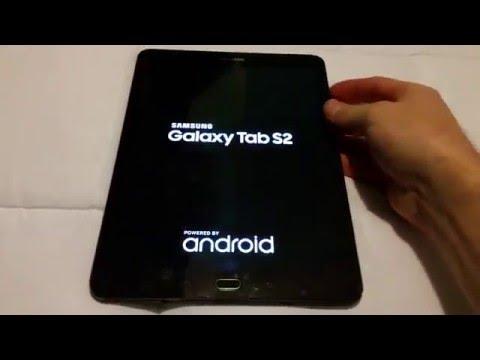 New Samsung Galaxy Tab S2