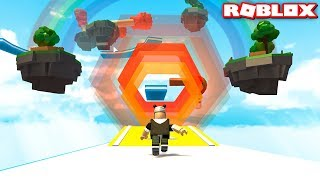 Run Without Getting Stuck in Obstacles! - Roblox MEGA Challenge mit Panda!