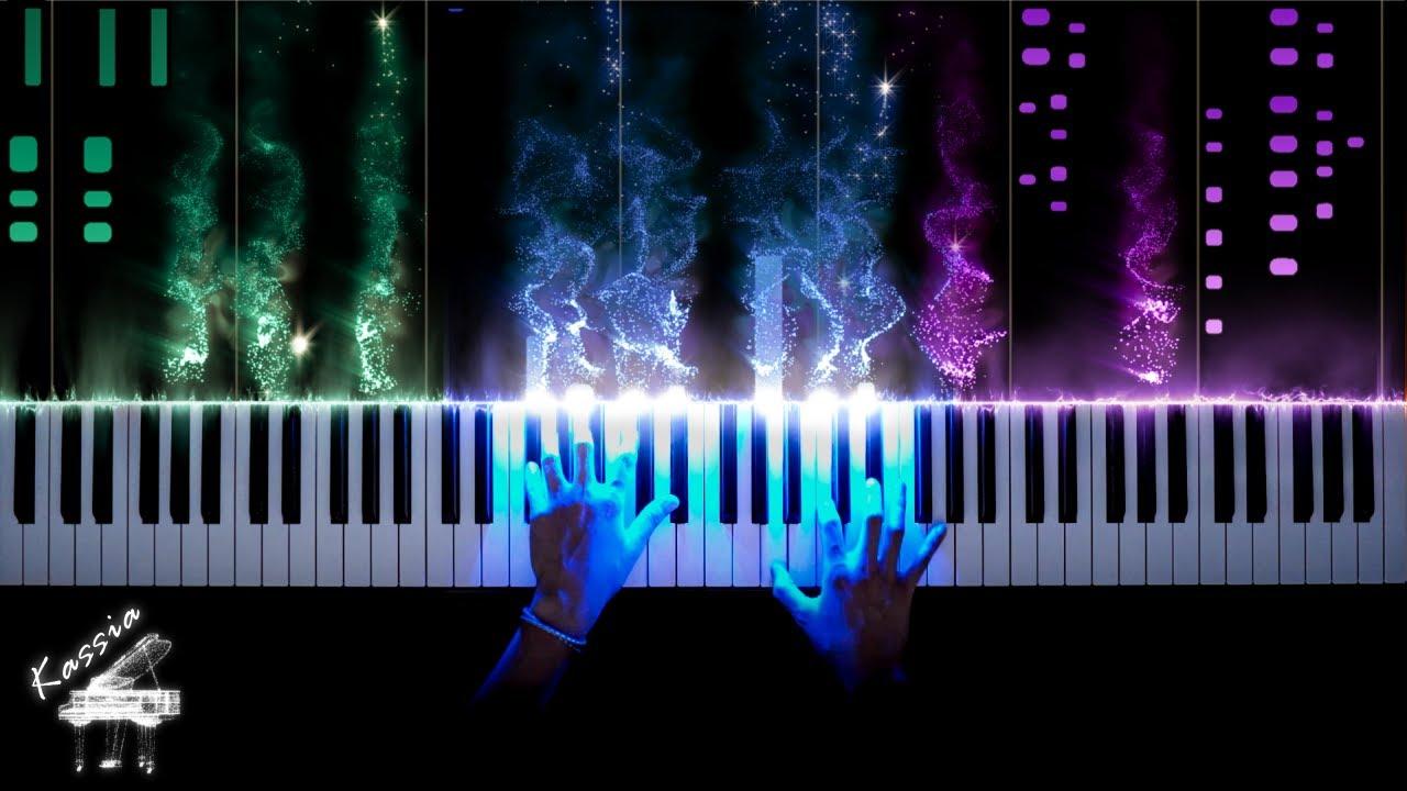 """베토벤 (Beethoven) - 소나타 월광 3악장 Sonata No.14 """"Moonlight"""" 3rd Movement"""