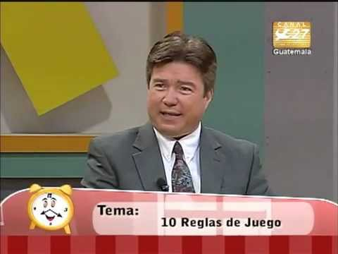 TELEVISION - GUATEMALA CANAL 27 - 002 MATRIMONIO, LA EMPRESA DE LA VIDA