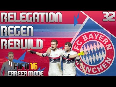 FIFA 16 Bayern Munich Career Mode - RRR - E32