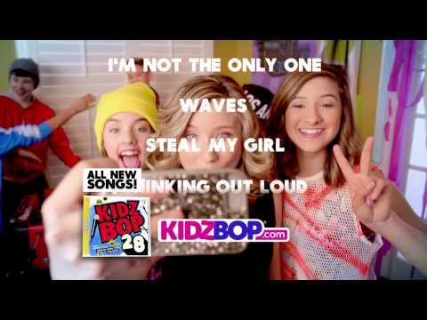 KIDZ BOP 28 Commercial