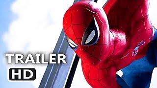 PS4 - Marvel's Spider Man: J. Jonah Jameson Trailer (Gamescom 2018)