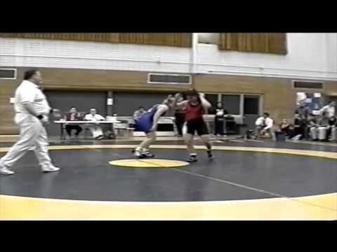 2001 Dual Meet: 65 kg Viola Yanik (UofS) vs. Heidi Kulak (UofA)