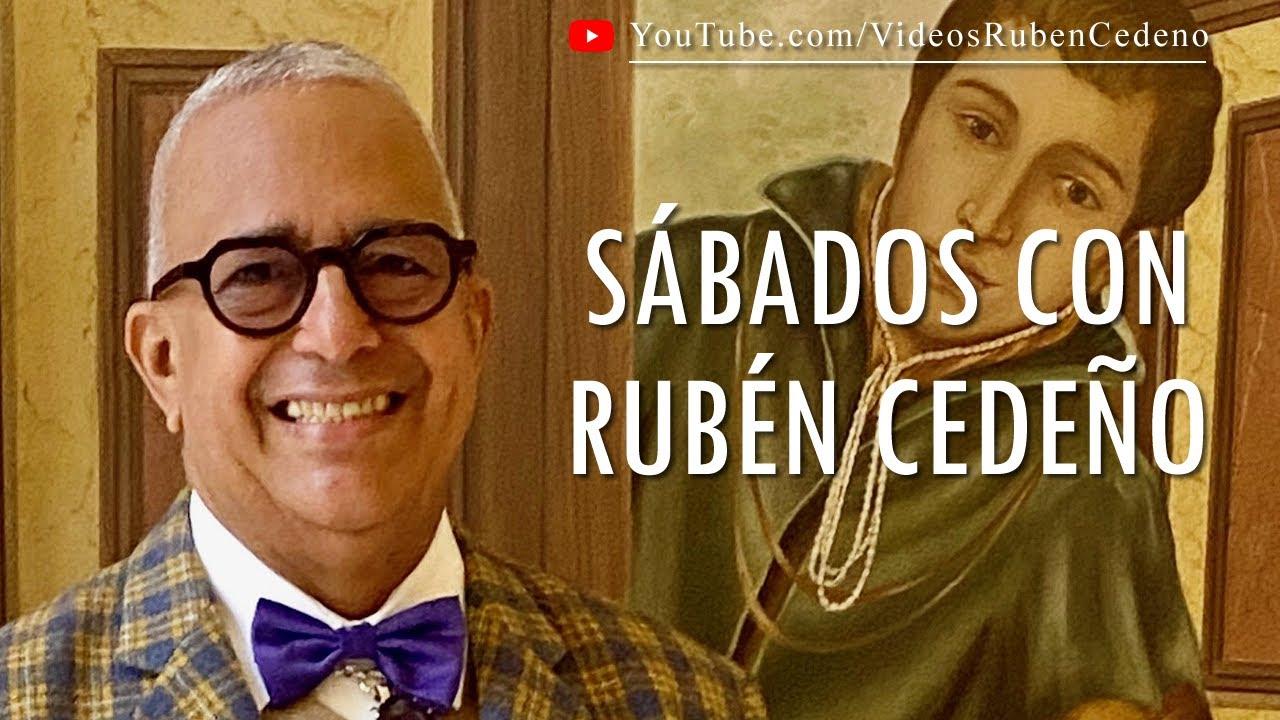 SABADOS CON RUBÉN CEDEÑO