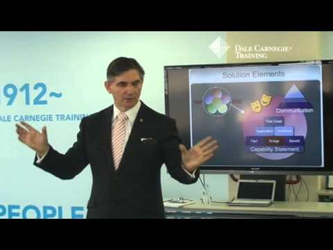 Sales Training Japan Module 6: Presenting Solutions To Buyers