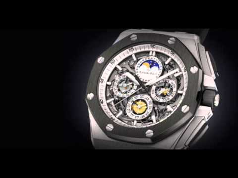 Top 10 Most Expensive Watches In The World 2012