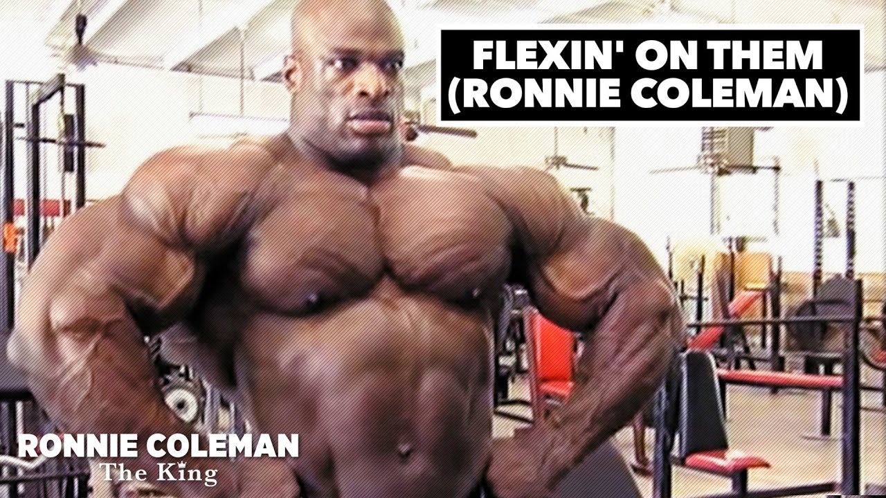 ronnie coleman the king full movie free