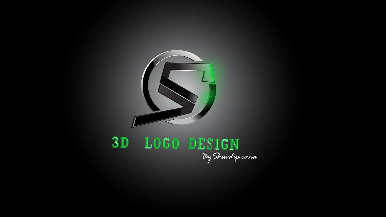 3d logo design logo design tutorial illustrator for Best catalog design 2016