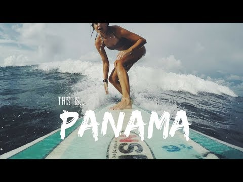 Sun, Surf, Scuba - Panama has it all// Travel Inspiration