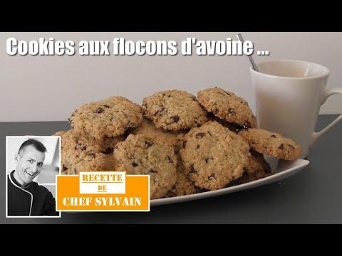 cookies-flocons-d'avoine---recette-par-chef-sylvain