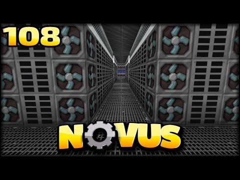 ME-SYSTEME leer lutschen | Minecraft NOVUS #108 | Minecraft Modpack