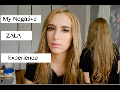 My Negative Zala Hair Extension Experience +  Hair Review