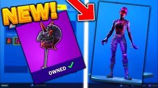 *NEW* Exclusive Dark Bomber Skin! (Fortnite Item Shop Update)
