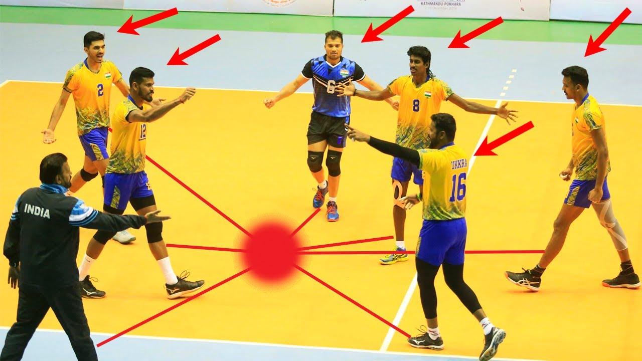 Download The Most Disciplined Team in the World  | Volleyball Team INDIA | HD