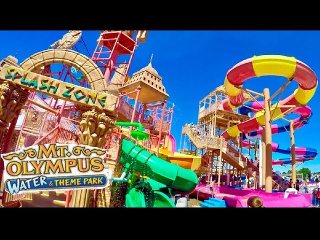 wisconsin dells theme parks Wisconsin amusement parks have been providing thrills everyone in wisconsin should go to these 7 epic amusement olympus water and theme park (wisconsin dells.