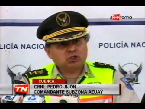 Policía desarticula banda dedicada al robo en dos provincias