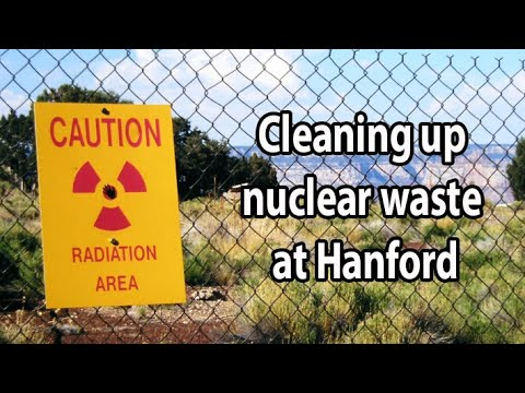 Хранилище радиоактивных отходов в США. Очистят ли Хэнфорд от ядерных отходов?