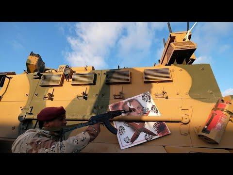 الأمم المتحدة تأسف لمنع هبوط طائراتها في ليبيا من قبل القوات الموالية لحفتر  - 17:02-2020 / 2 / 12