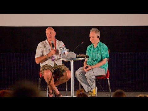 Творческая встреча с Тоддом Солондзом на ОМКФ-2012
