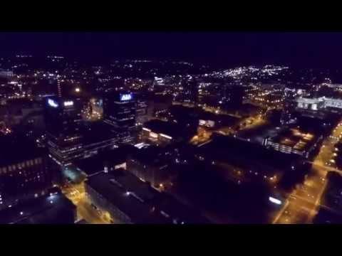 Syracuse New York night views