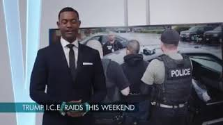 NFA Studios VERIFIED: R KELLY ARRESTED AGAIN, ICE RAIDS THIS WEEKEND, EPSTEIN INDICTED & MORE