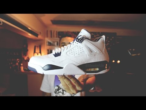 Air Jordan 4 Columbia First Look 2015