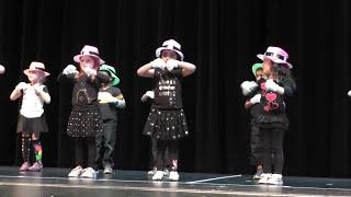 Dynamite (kids performance, with lyrics) - Kiddie Academy Kirkland Pre-K Graduation - 2016