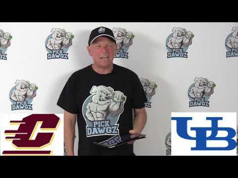 Buffalo vs Central Michigan 2/7/20 Free College Basketball Pick and Prediction CBB Betting Tips