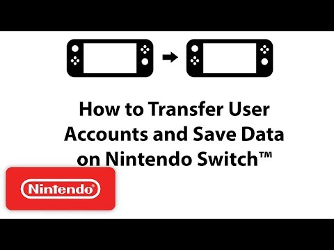 How to Transfer Your User Data | Nintendo Support