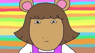 Cómo Dibujar DW de ARTHUR PBS Kids - Doodle Club
