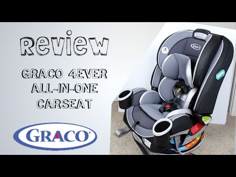 GRACO 4Ever Convertible Carseat Product Review Infant Booster And Backless