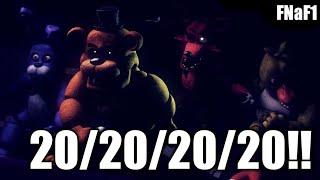 20/20/20/20 ВО FNAF1!!! | #FNAF №5