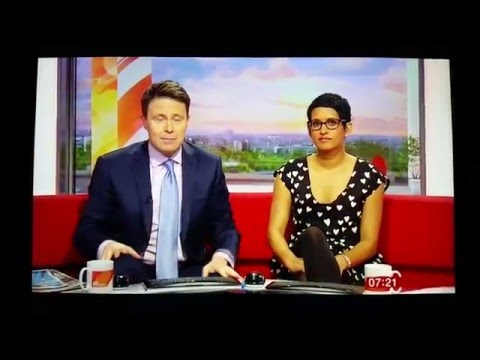 FIGHT LYME NOW campaign: BBC 1 Breakfast News interview 27th February 2016