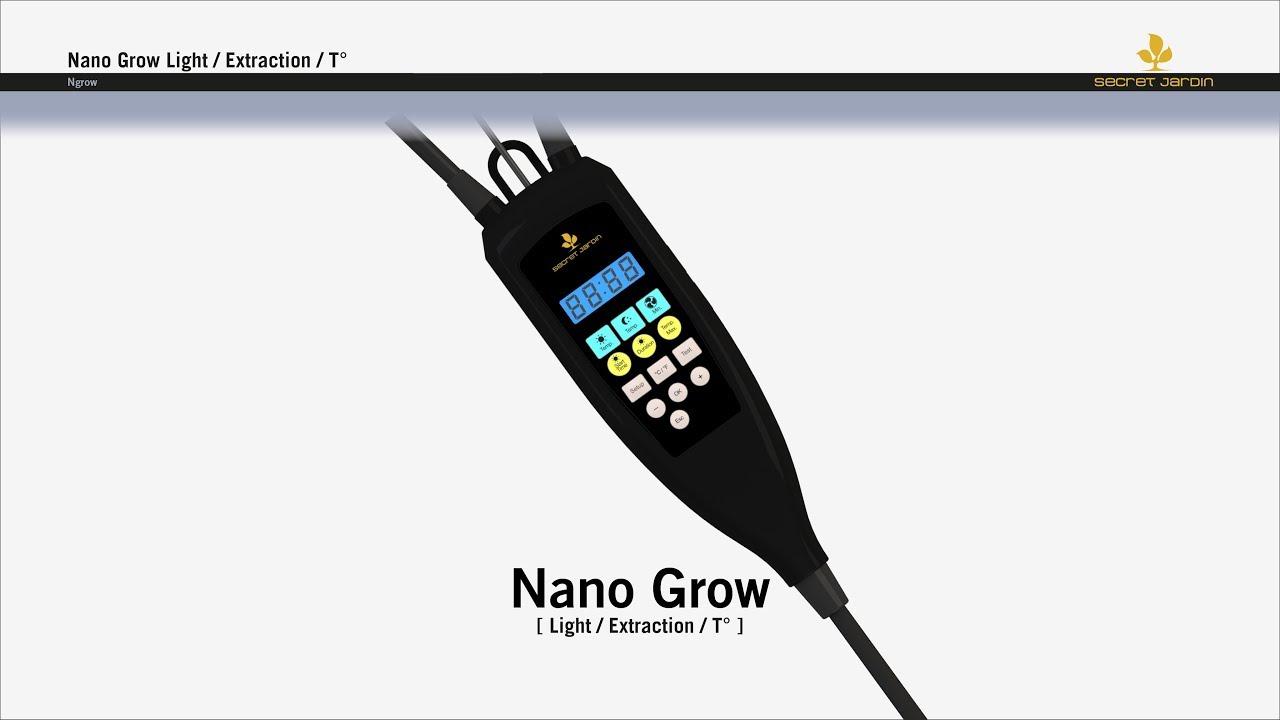 NANO GROW Presentation