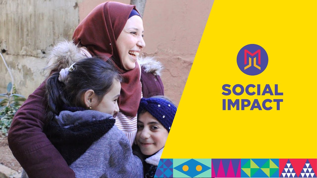 Looking Back To Move Forward   Collateral Repair Project   Social Impact   Refugees