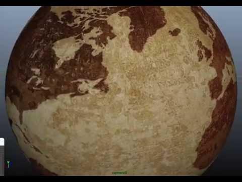 Globe Rotation | TEST