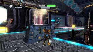 Ratchet & Clank: A Crack in Time - 7 minute Gameplay Video [HD]