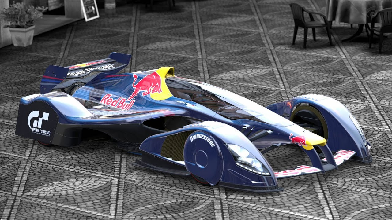 rFactor] Red Bull X1 @ RedBull Ring with Sebastian Vettel - YouTube