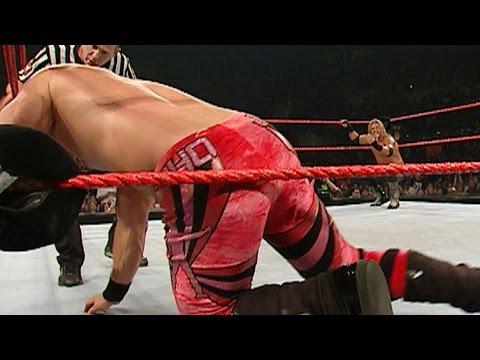 WWE Network: Edge vs. Chris Jericho: Raw, 9. August 2004