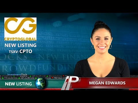 CryptoGlobal Corp (TSXV:CPTO) New Listing