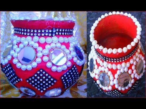 dahi handi matki decoration दही हंडी मटका सजावट प्रतियोगिता