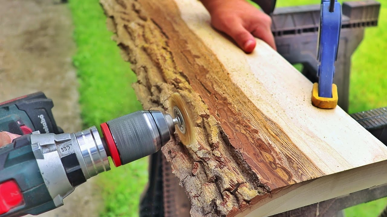 Download Simple and very cool project. Woodworking.