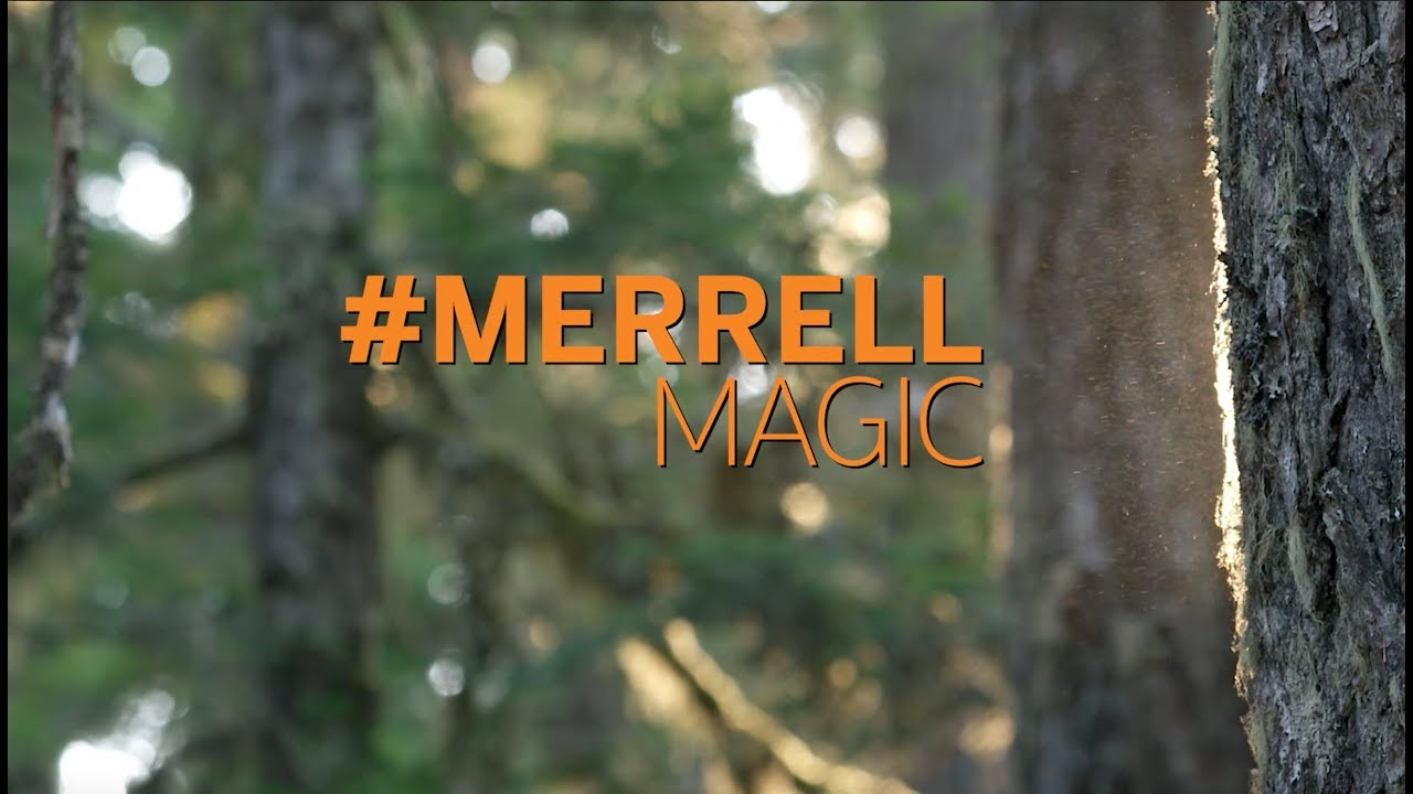 Merrel not just for Outdoors but also barefoot The Lazy