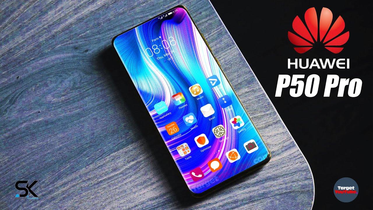Best Huawei Phone 2021 Huawei P50 Pro (2021) Introduction!!!   YouTube