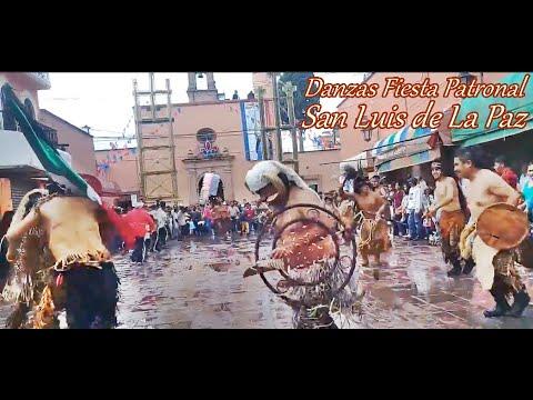 Fiesta Patronal San Luis Rey, San Luis De La Paz